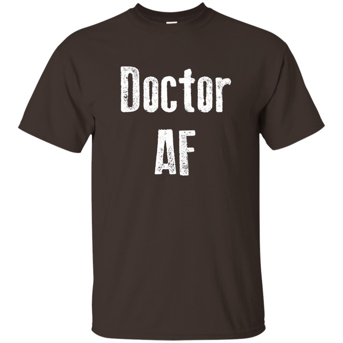 Doctor Af Funny Cute Gift Unisex Short Sleeve