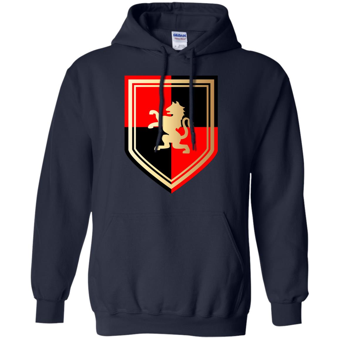 Cute Unique Medieval Halloween Knight Armor Gift Pullover Hoodie