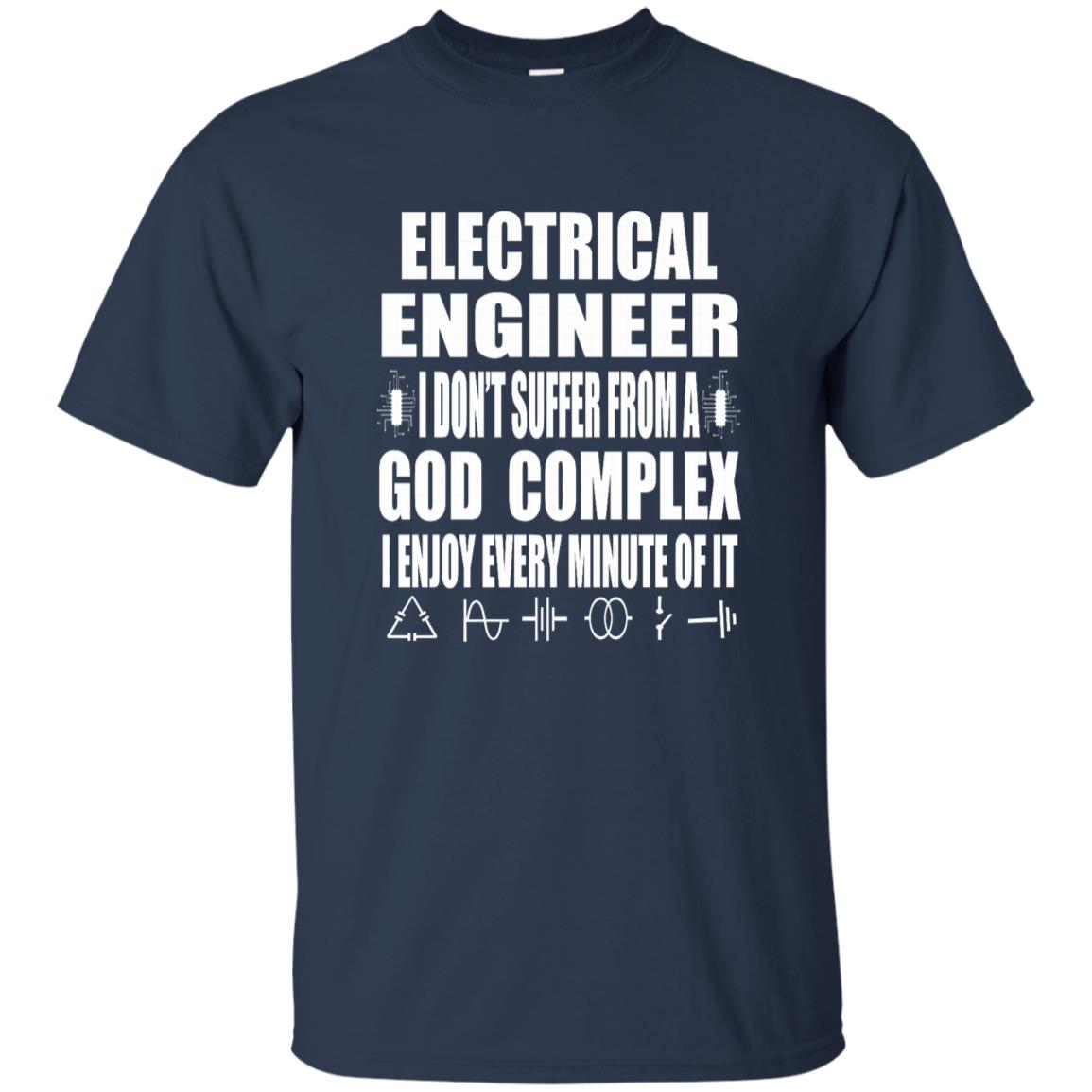 Electrical Engineer Funny Electric Engineer Gift Lss Unisex Short Sleeve