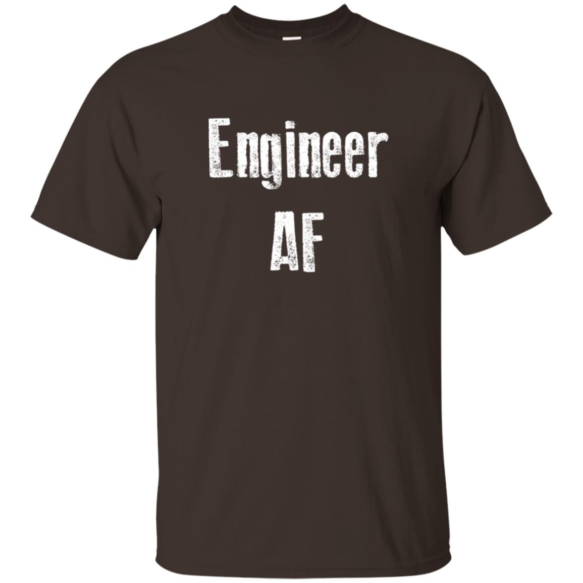 Engineer Af Funny Cute Gift Unisex Short Sleeve