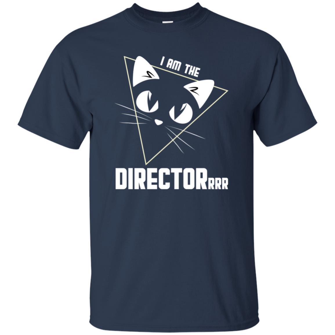 Filmmaker Cat Director Cameraman Producer Unisex Short Sleeve