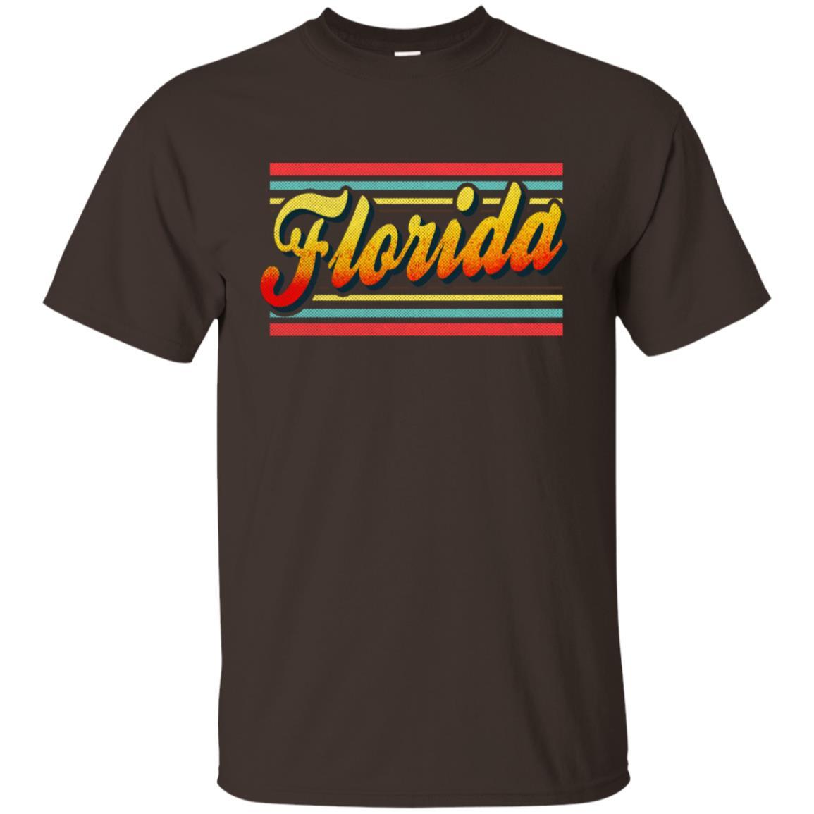 Florida Retro Vintage 80s Unisex Short Sleeve