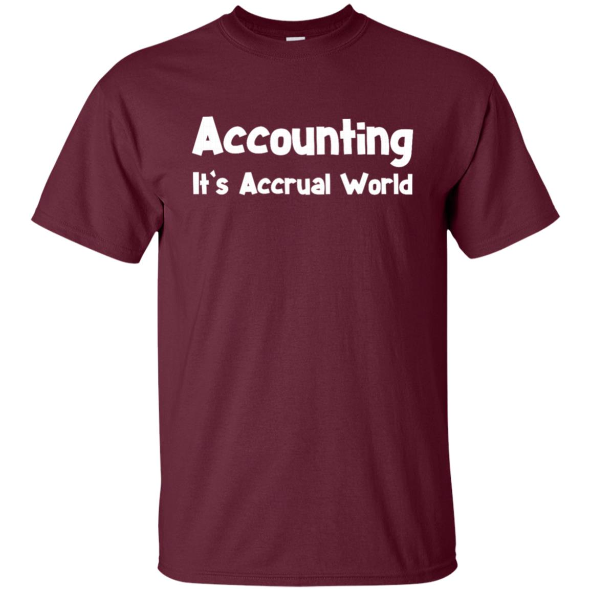 Funny Accountant – Funny Accountant Gifts Unisex Short Sleeve