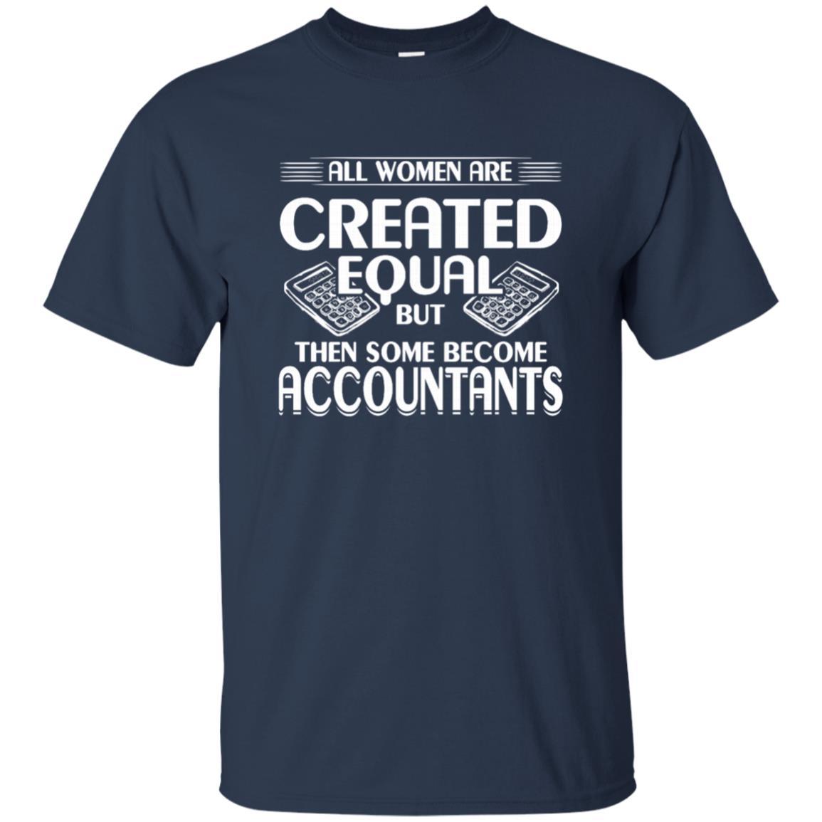 Funny Accountant Tee design Unisex Short Sleeve