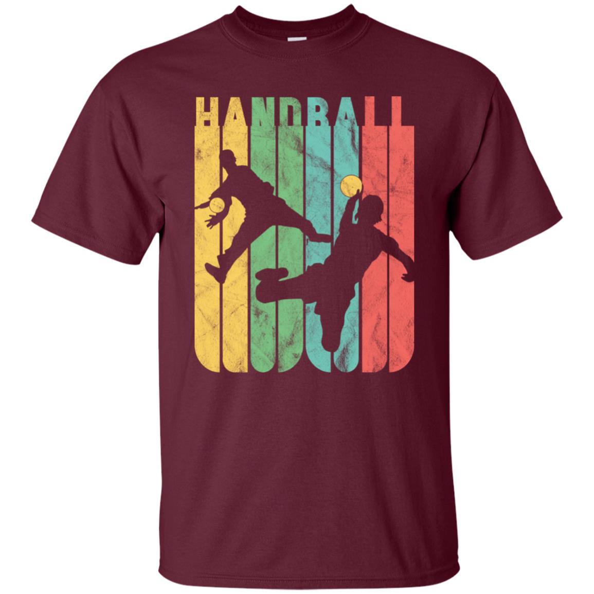 Handball Retro Athlete Gift Unisex Short Sleeve