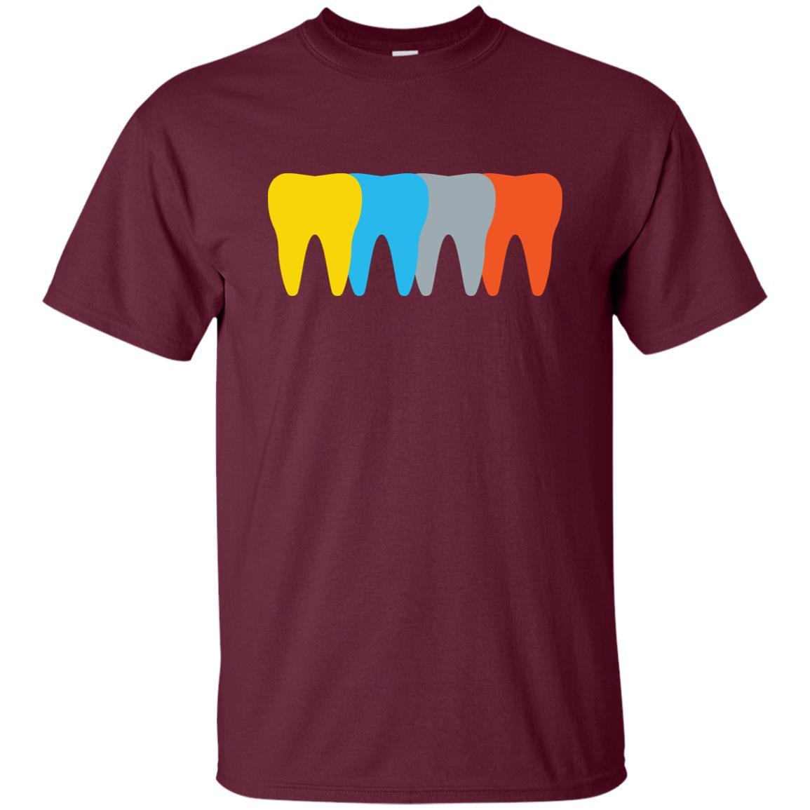 Funny Dentist Dental Hygiene Unisex Short Sleeve