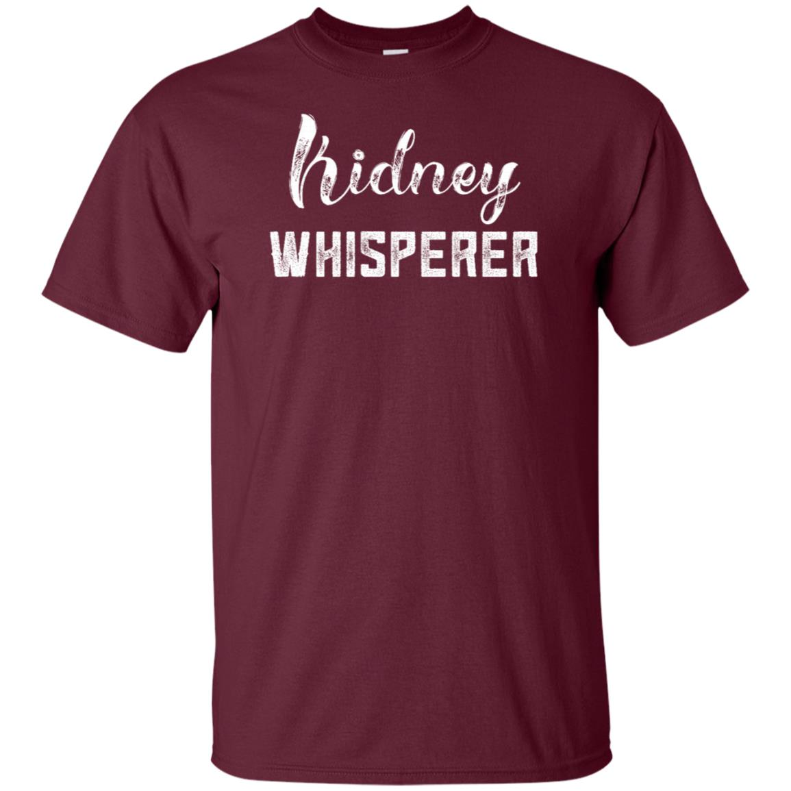 Kidney Whisperer Dialysis Nurse Nephrology-1 Unisex Short Sleeve