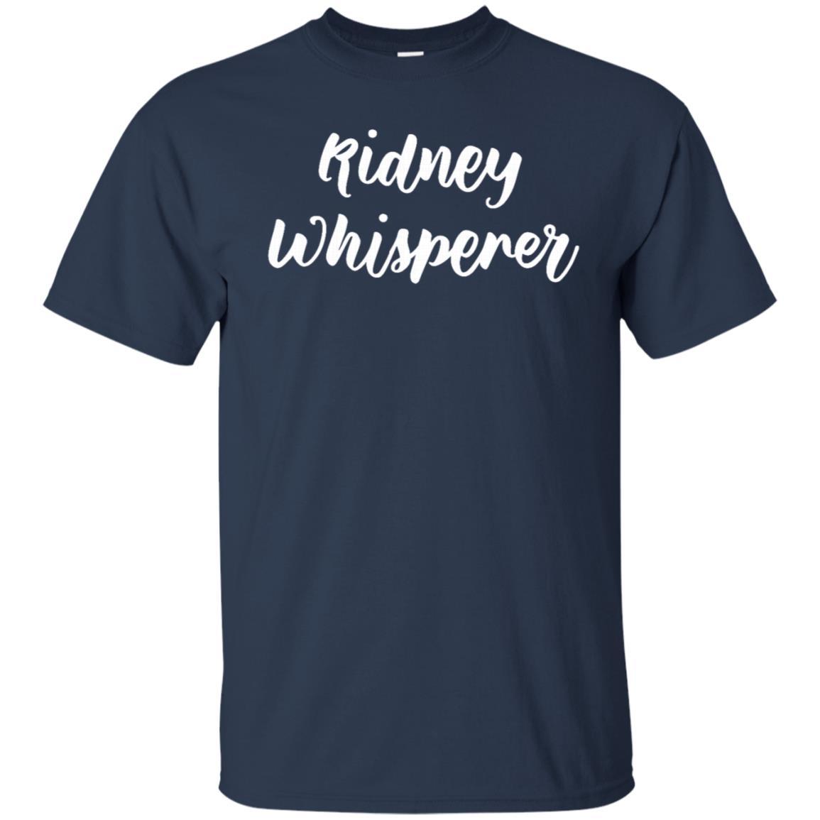 Kidney Whisperer Dialysis Nurse Nephrology Unisex Short Sleeve