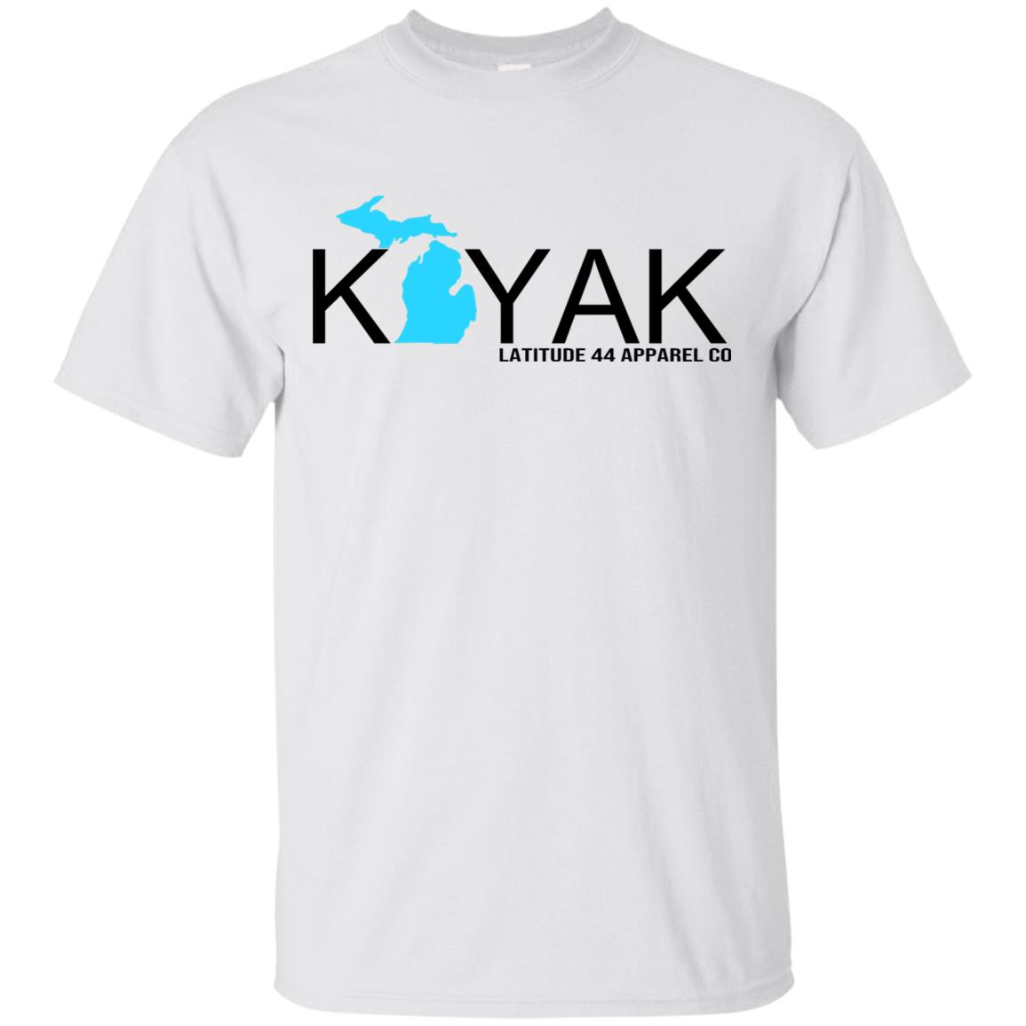 Kayak Michigan for the Outdoor Whitewater adventurer Unisex Short Sleeve