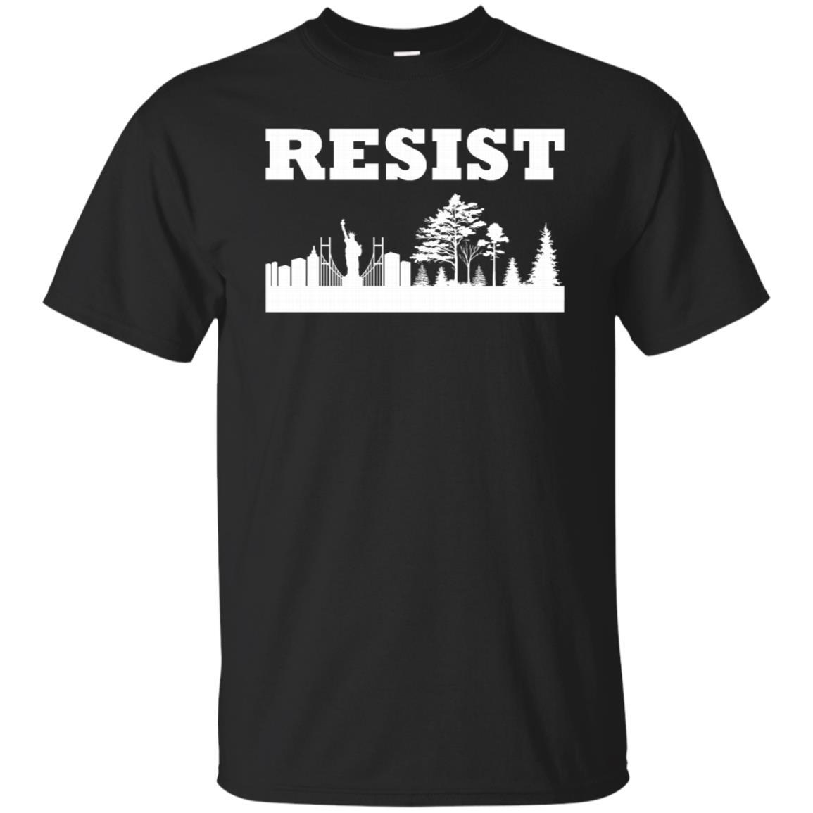 New York Resist Unisex Short Sleeve