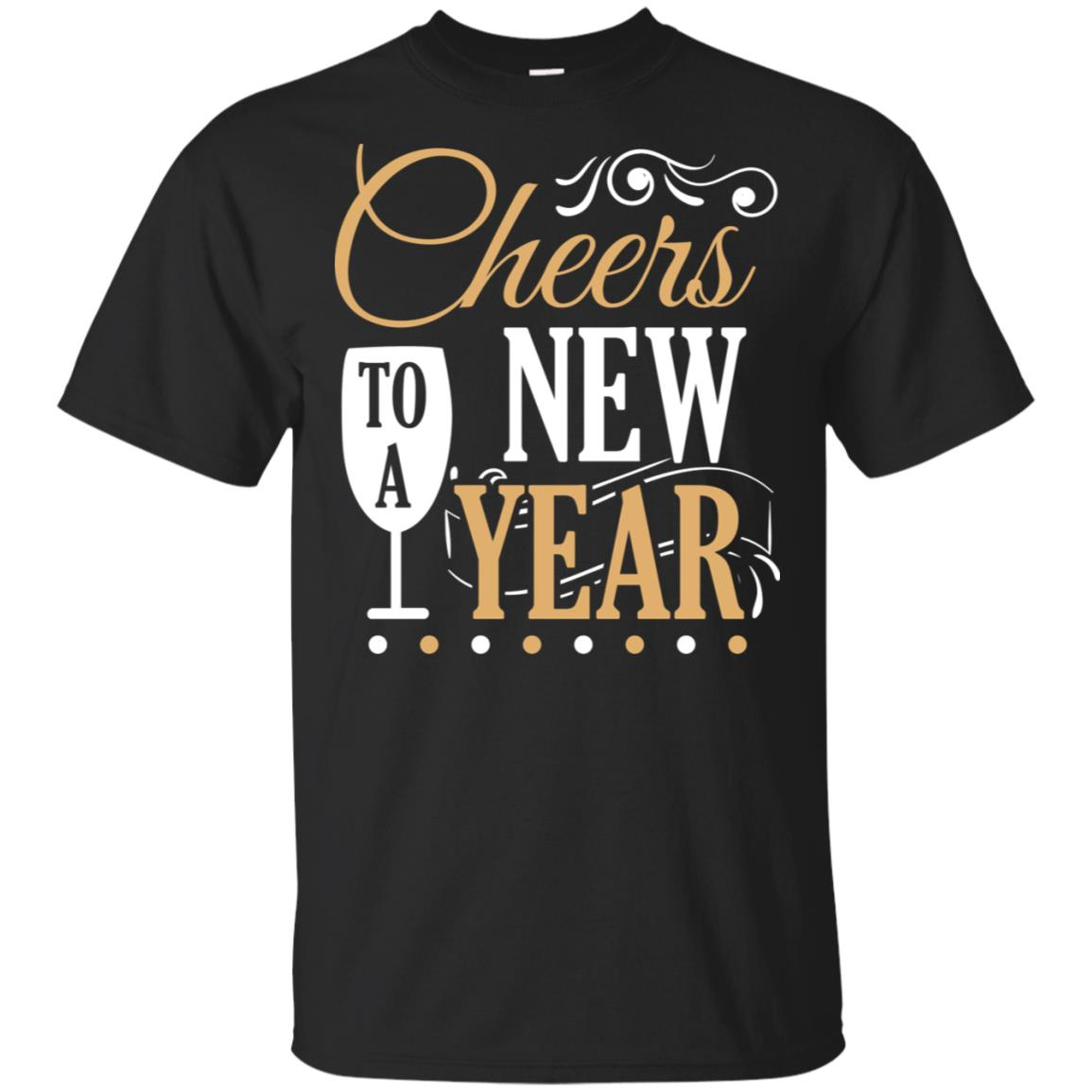 New Years Eve Nye Happy New Year Unisex Short Sleeve