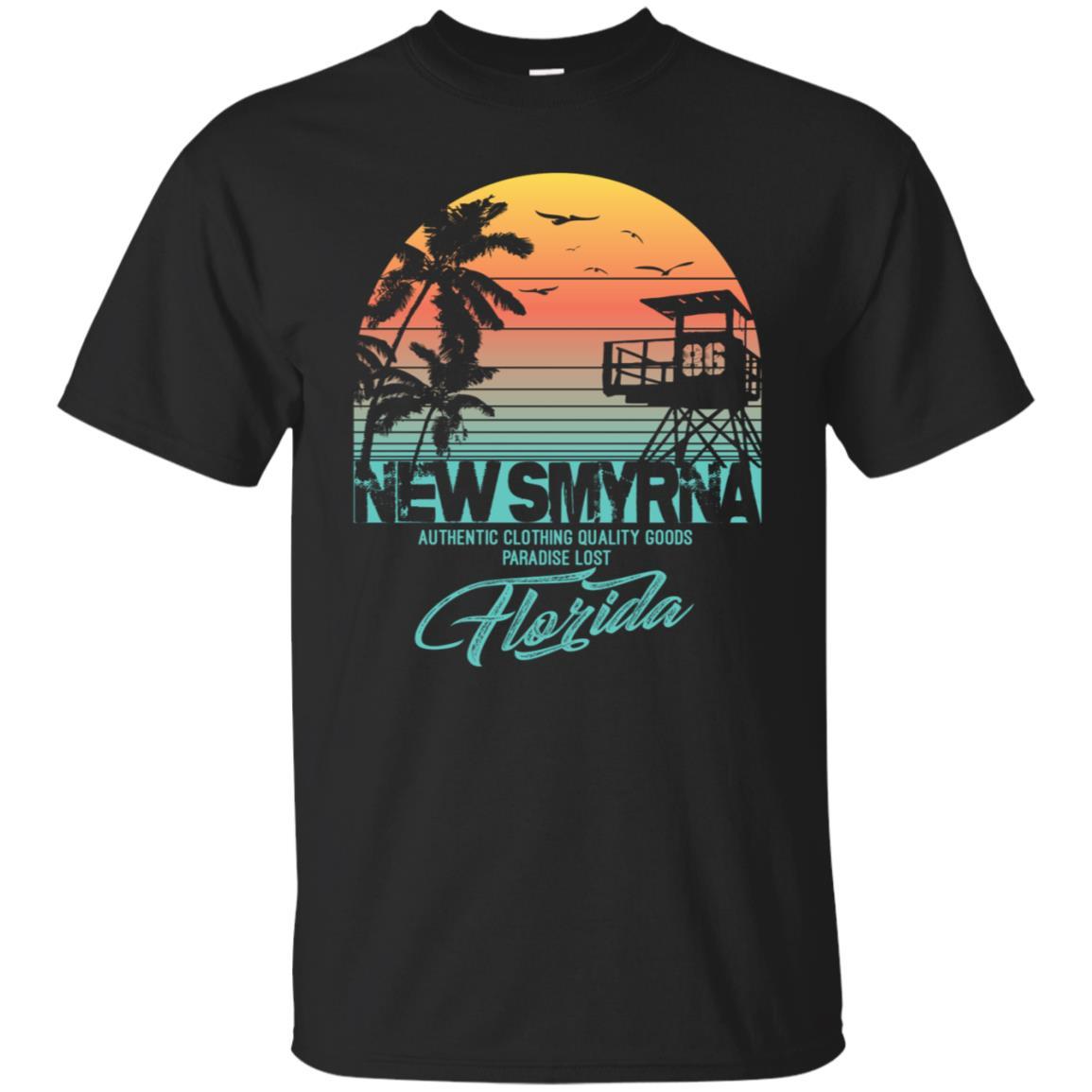 new smyrna Florida beach Unisex Short Sleeve
