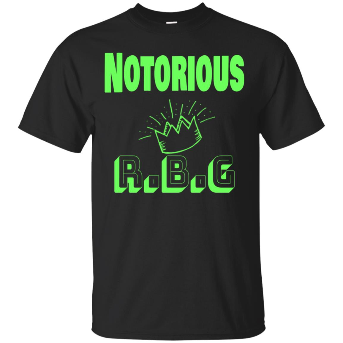 Notorious Rgb Ruth Funny Men Women Unisex Short Sleeve