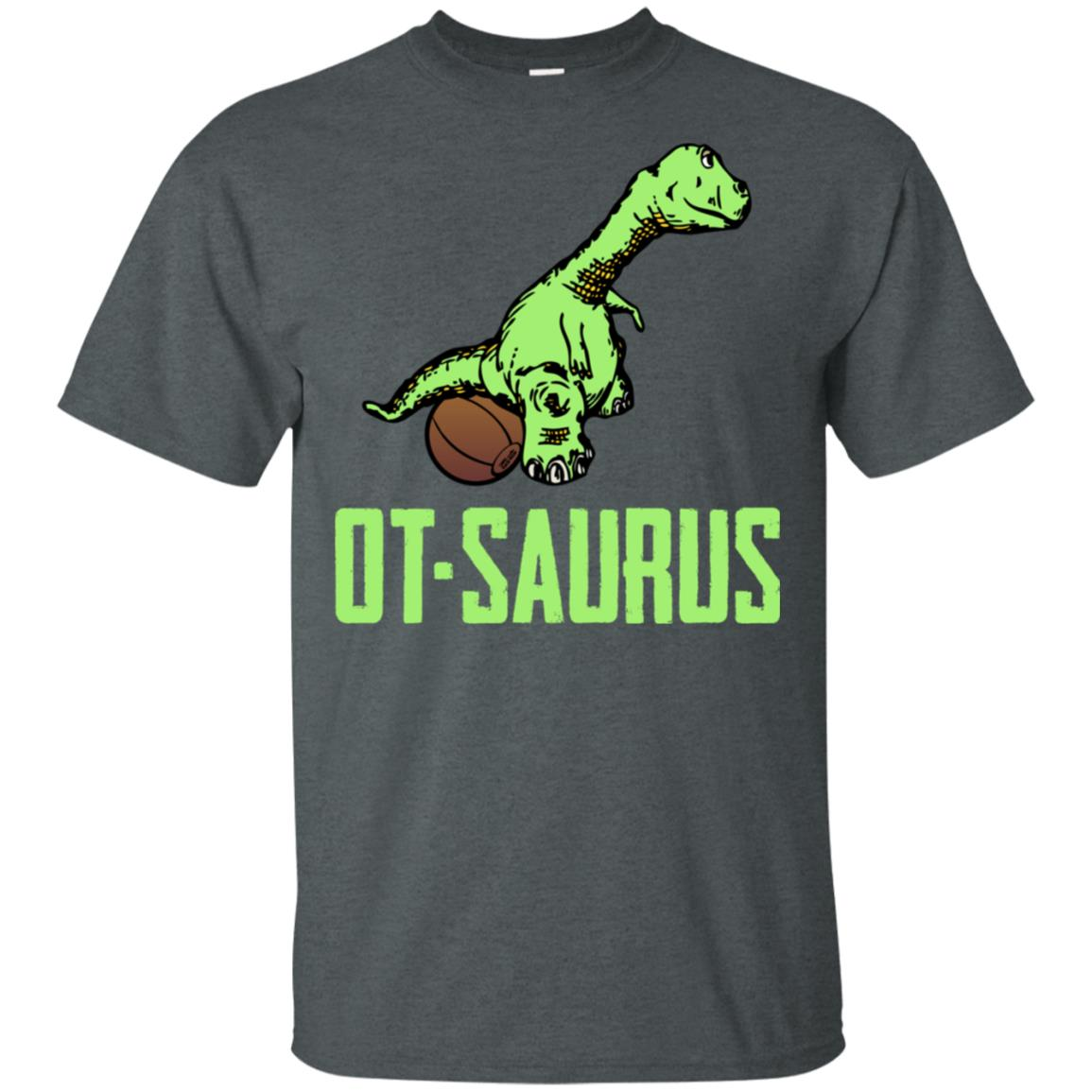Occupational Therapy Children Adolescent Dinosaur Unisex Short Sleeve