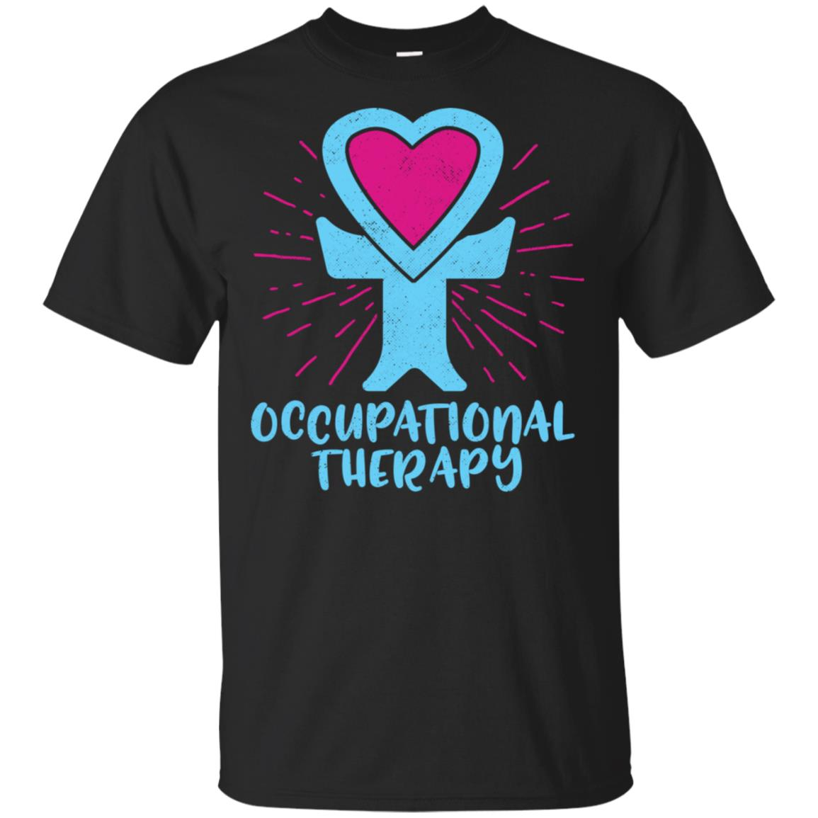 Occupational Therapy Ot Gifts Therapist-3 Unisex Short Sleeve