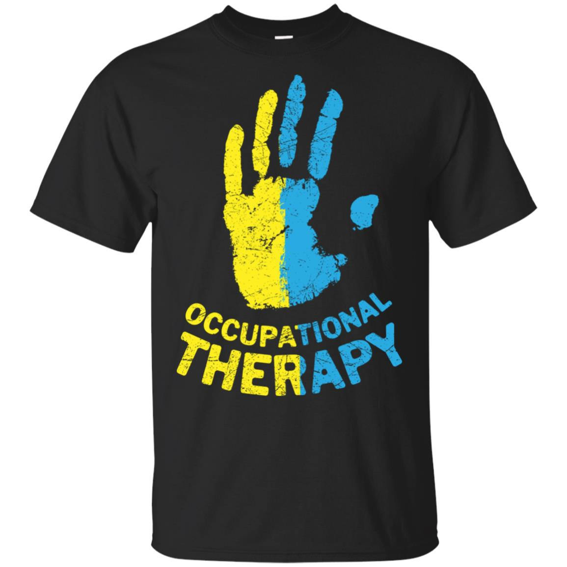 Occupational Therapy Healthcare Therapist Unisex Short Sleeve
