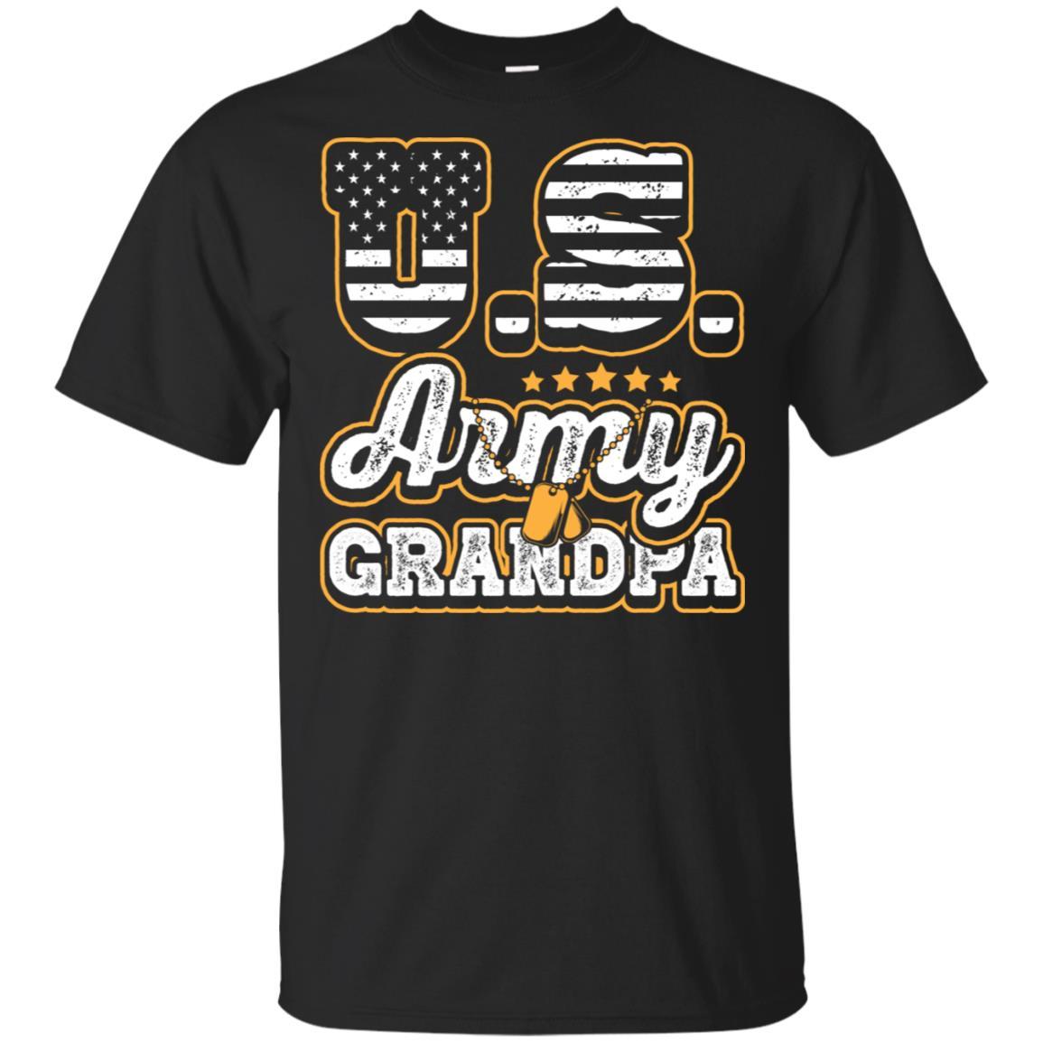 Us Army Grandpa 22013 Unisex Short Sleeve