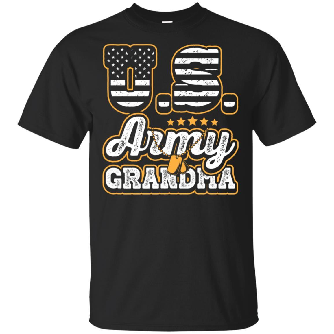 Us Army Grandma 22012 Unisex Short Sleeve