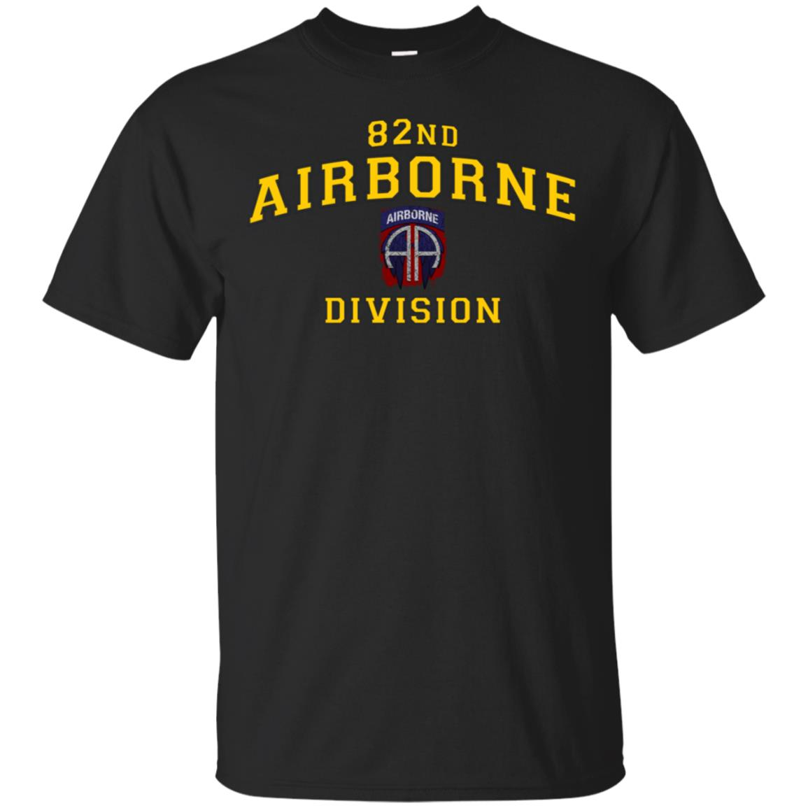 Us Army 82nd Airborne Division Paratrooper Tee Unisex Short Sleeve