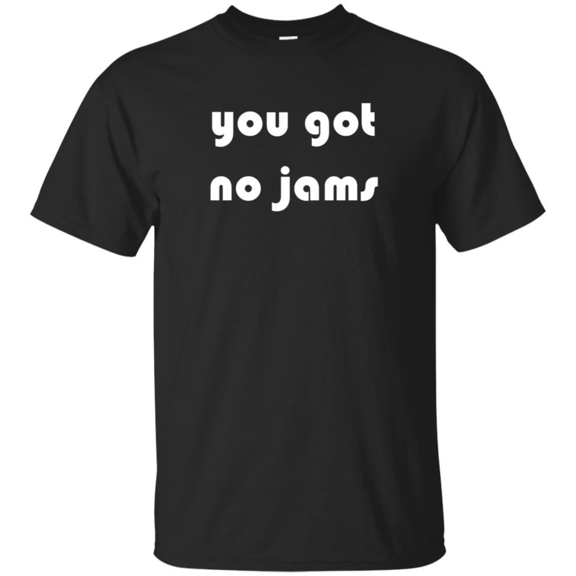 You Got No Jams kPop Fan Army Jimin Maknae Chimmy Unisex Short Sleeve