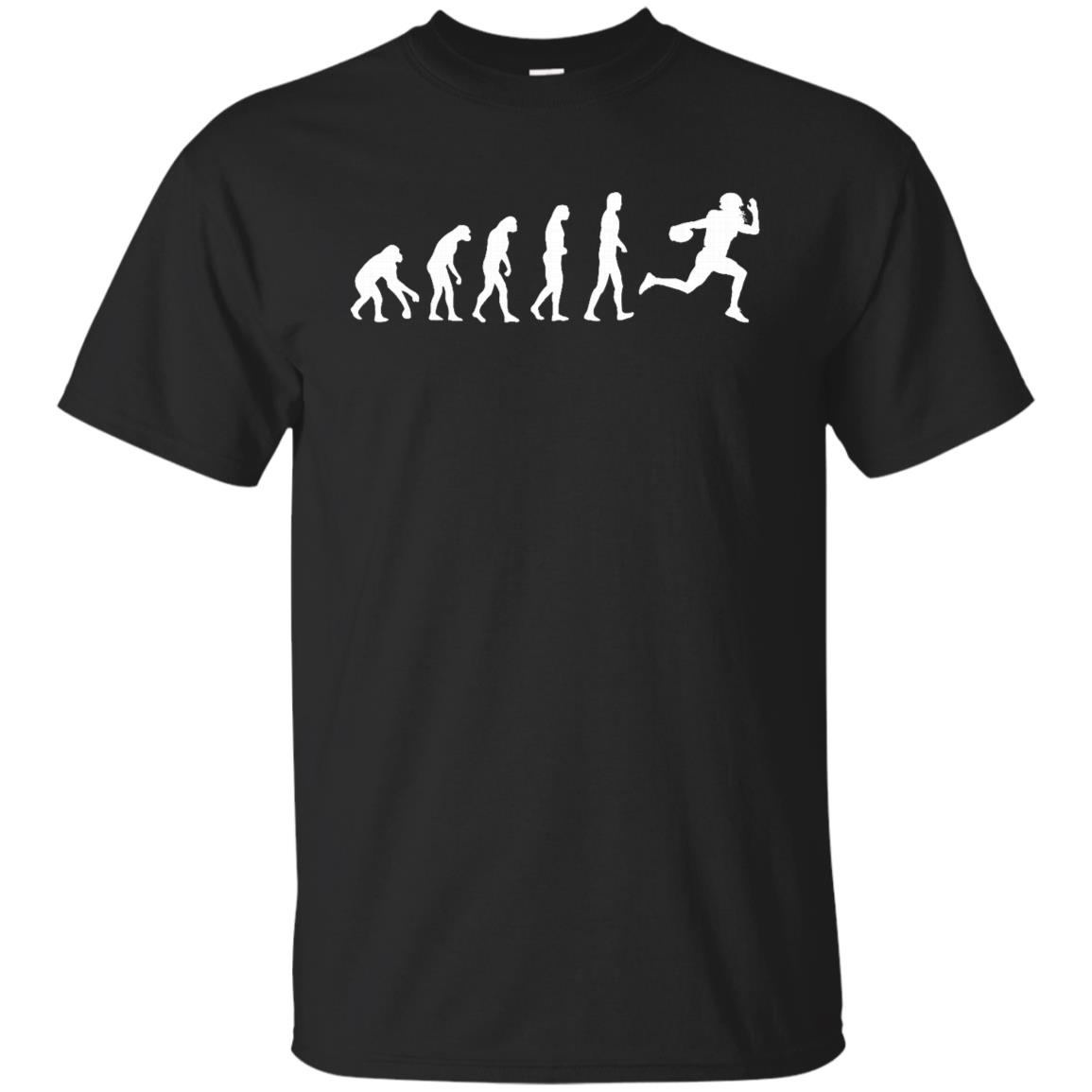 Football Evolution – Evolution of Football Unisex Short Sleeve