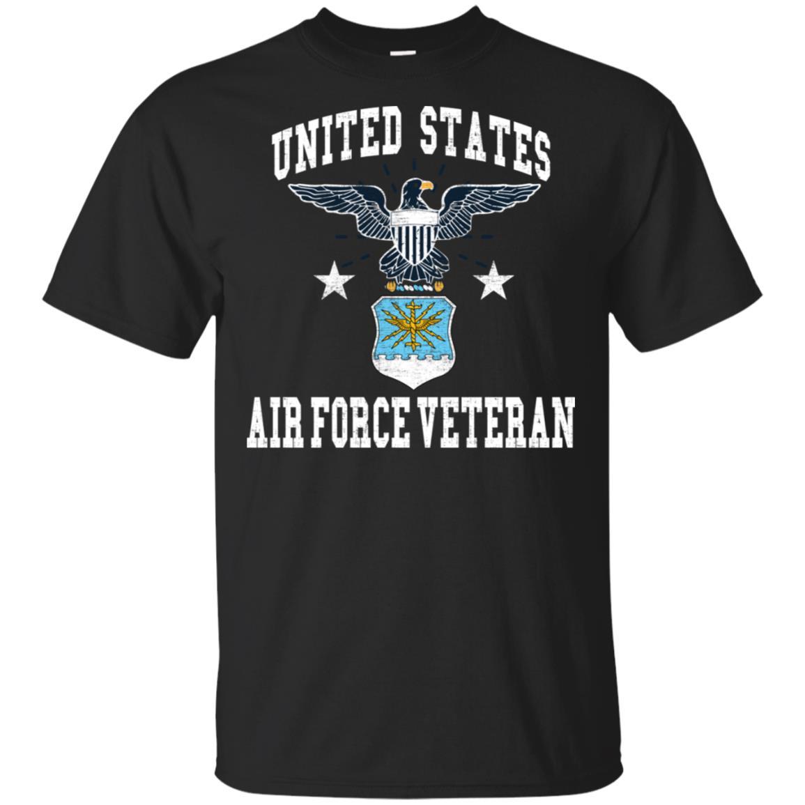 Us Air Force Veteran Vintage Unisex Short Sleeve