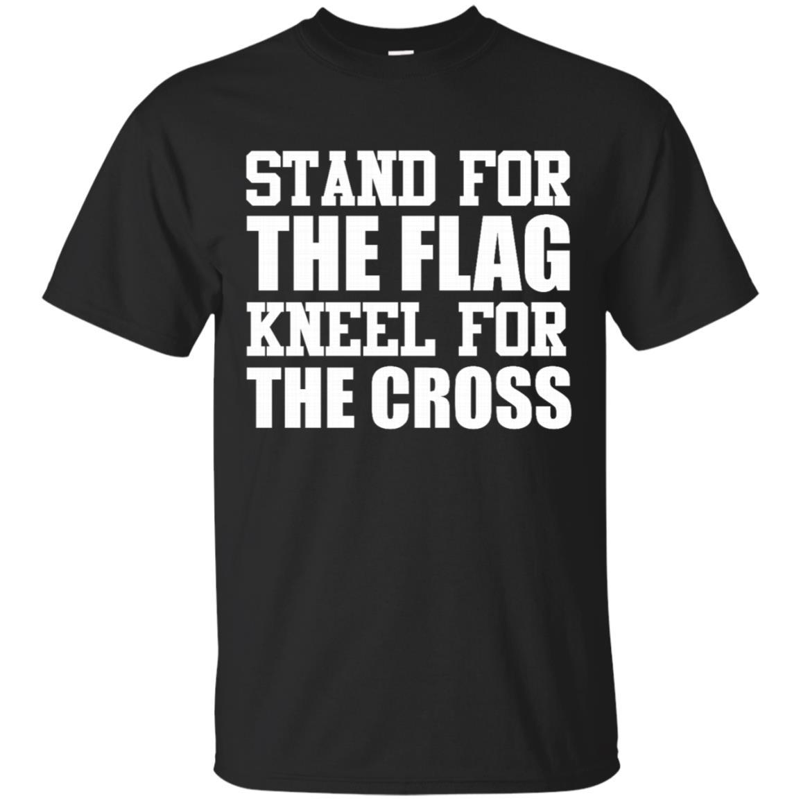 Stand for the flag patriotic military veterans gift Unisex Short Sleeve