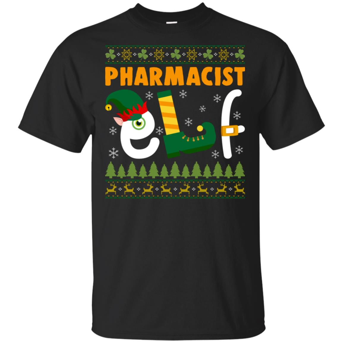 Pharmacist Elf Unisex Short Sleeve