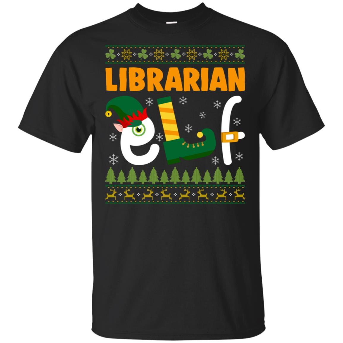 Librarian Elf Unisex Short Sleeve