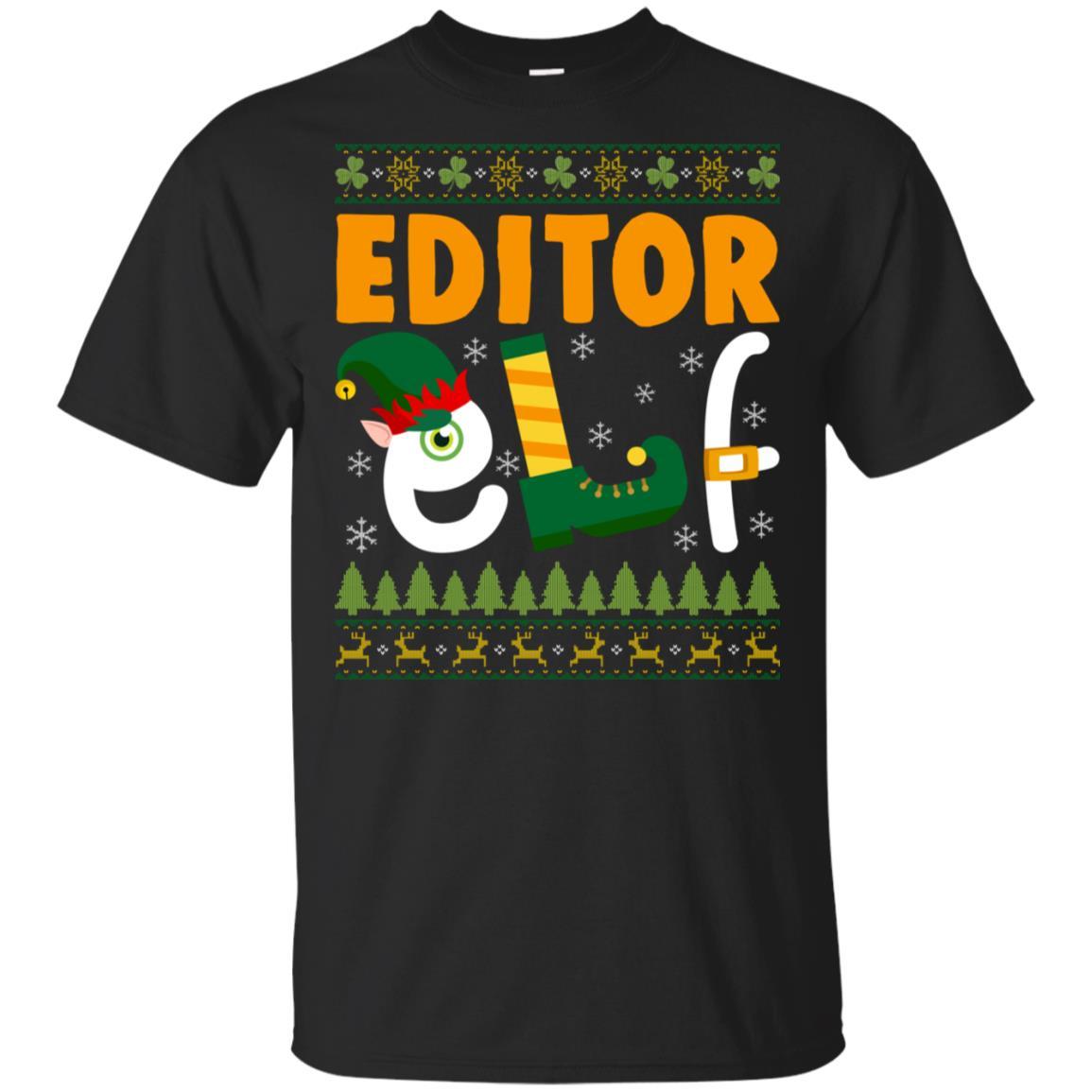 Editor Elf Unisex Short Sleeve