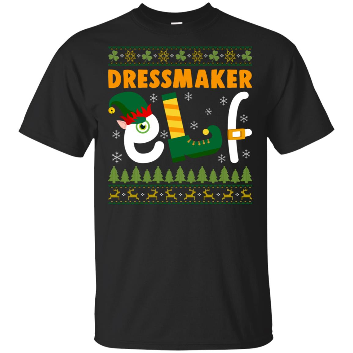 Dressmaker Elf Unisex Short Sleeve