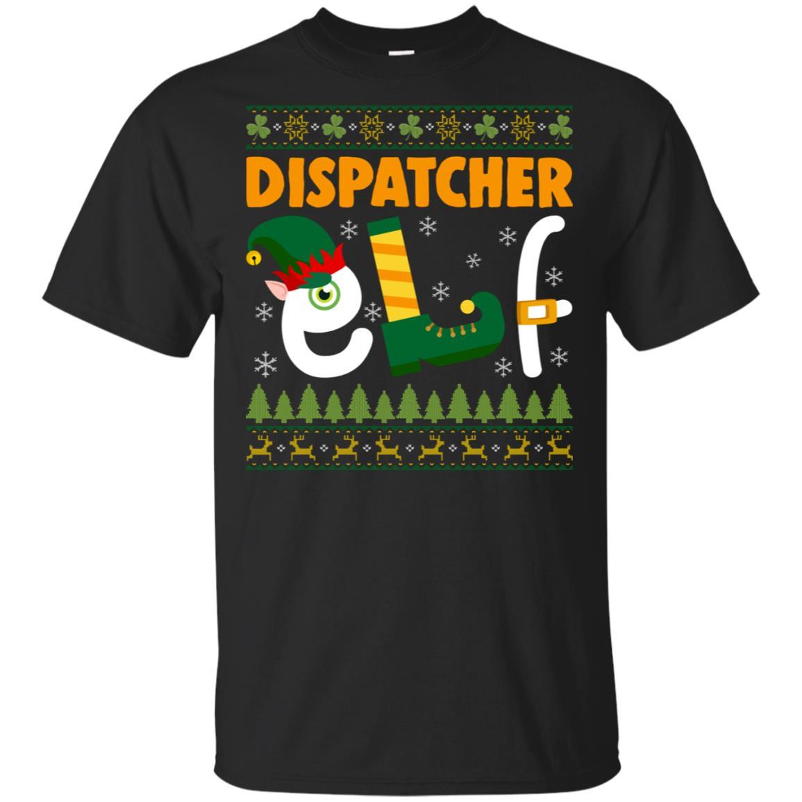 Dispatcher Elf Unisex Short Sleeve