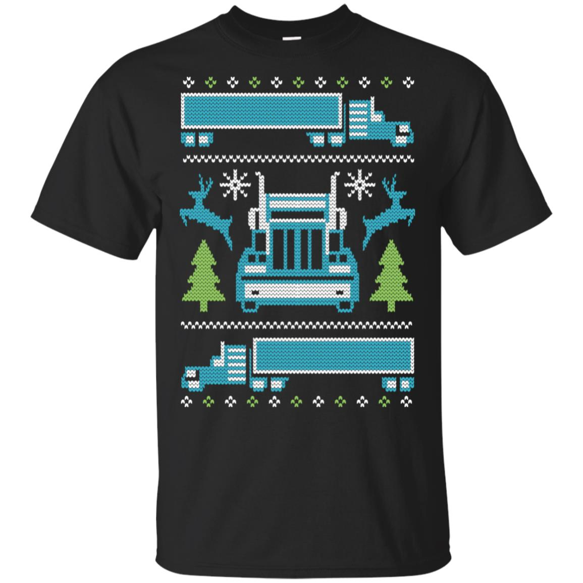 Ugly Trucker Sweater Unisex Short Sleeve
