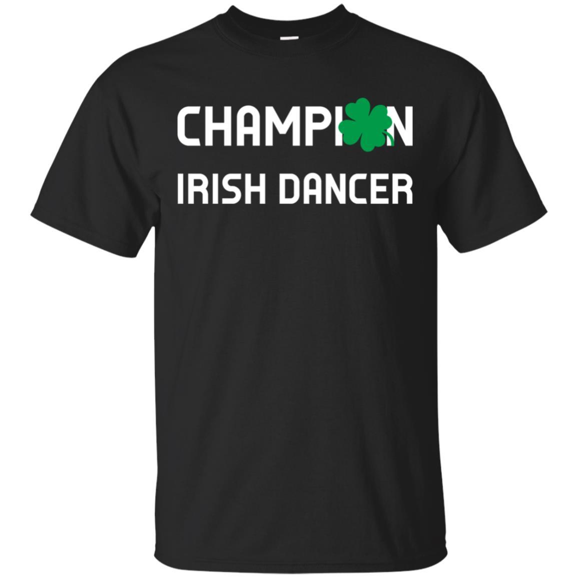 Champion Irish Dancer Dance Gift Unisex Short Sleeve