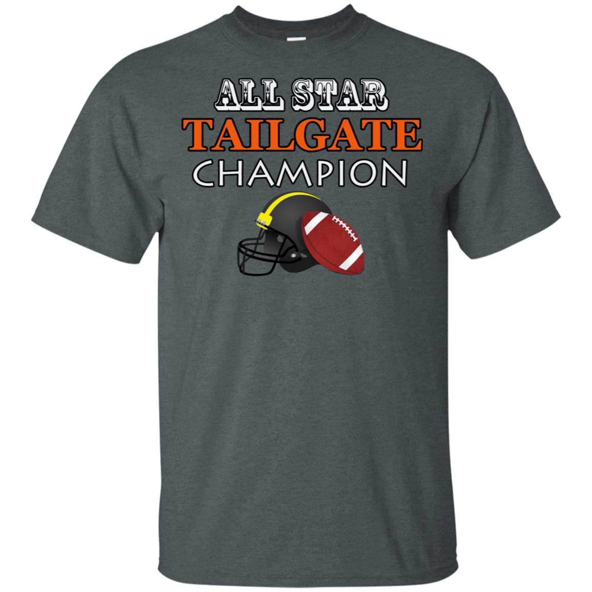 All Star Tailgate Champion Unisex Short Sleeve