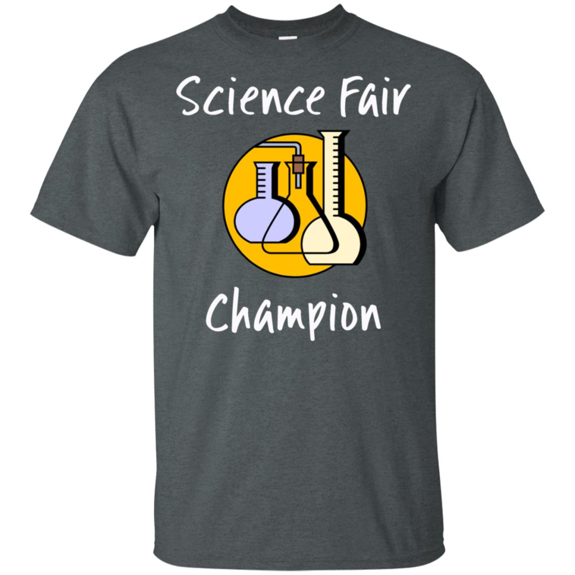 Science Fair Project Science Fair Champion Unisex Short Sleeve