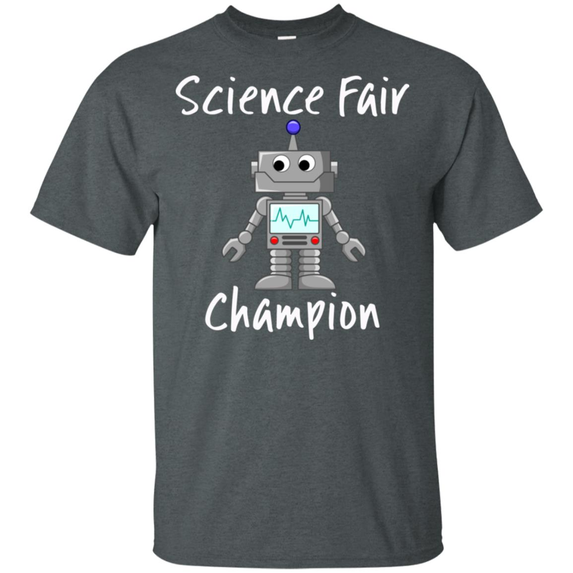 Science Fair Project Robot Science Fair Champion Unisex Short Sleeve