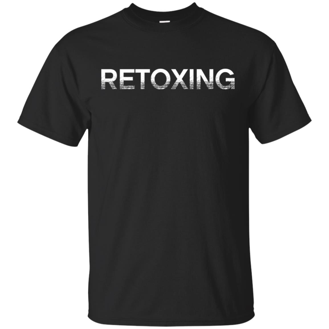 Retoxing Unisex Short Sleeve
