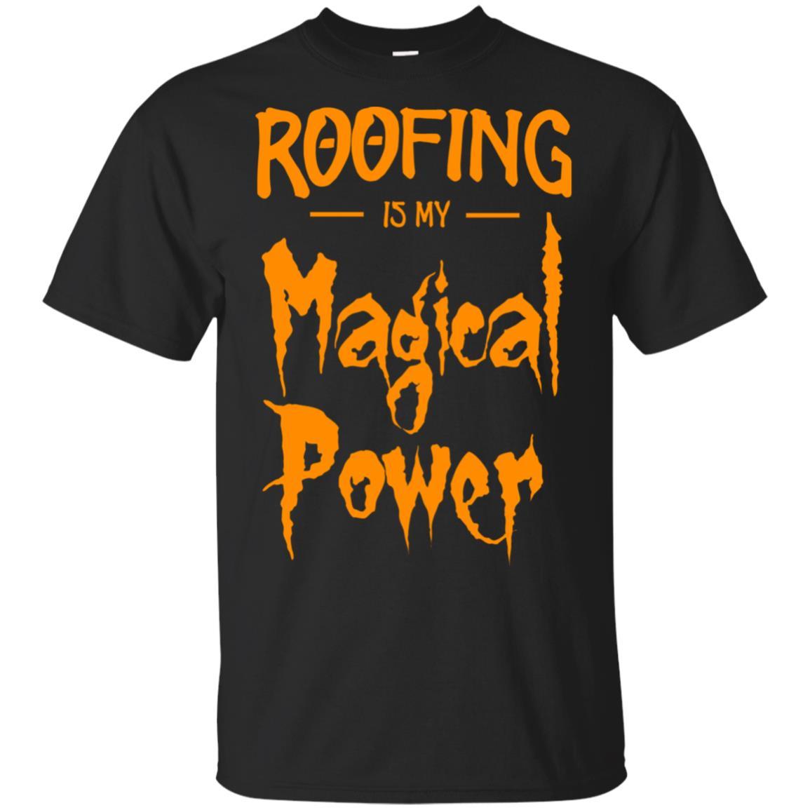 Roofing Funny Halloween Costume Gift Unisex Short Sleeve