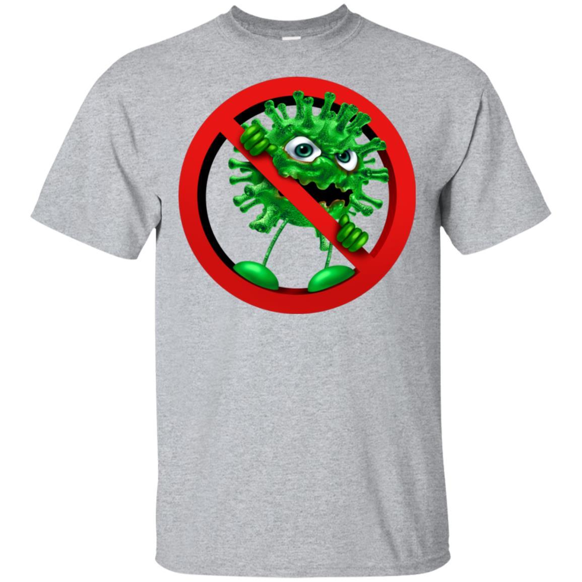 Stop Disease Unisex Short Sleeve