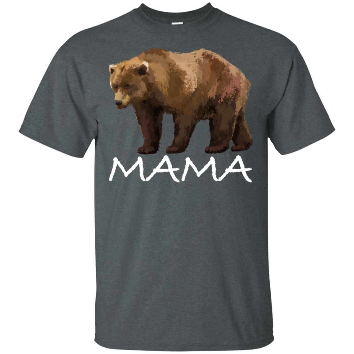 Mama Bear Unisex Short Sleeve