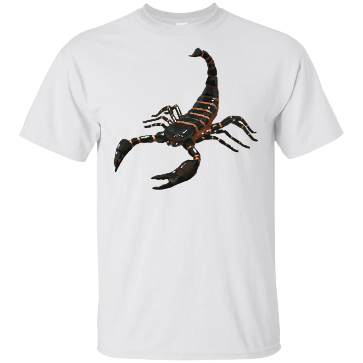 Scorpion Unisex Short Sleeve