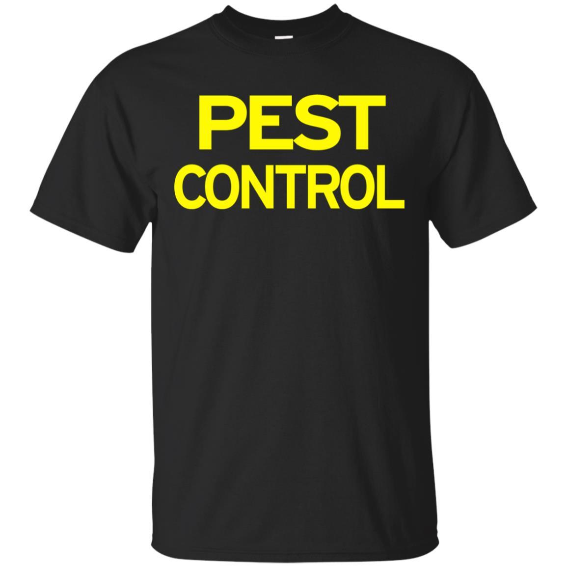 Pest Control Exterminator Halloween Costume Unisex Short Sleeve