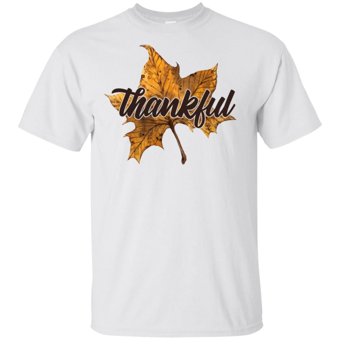 Autumn Leaves Festival Thanksgiving Holiday Gift Unisex Short Sleeve