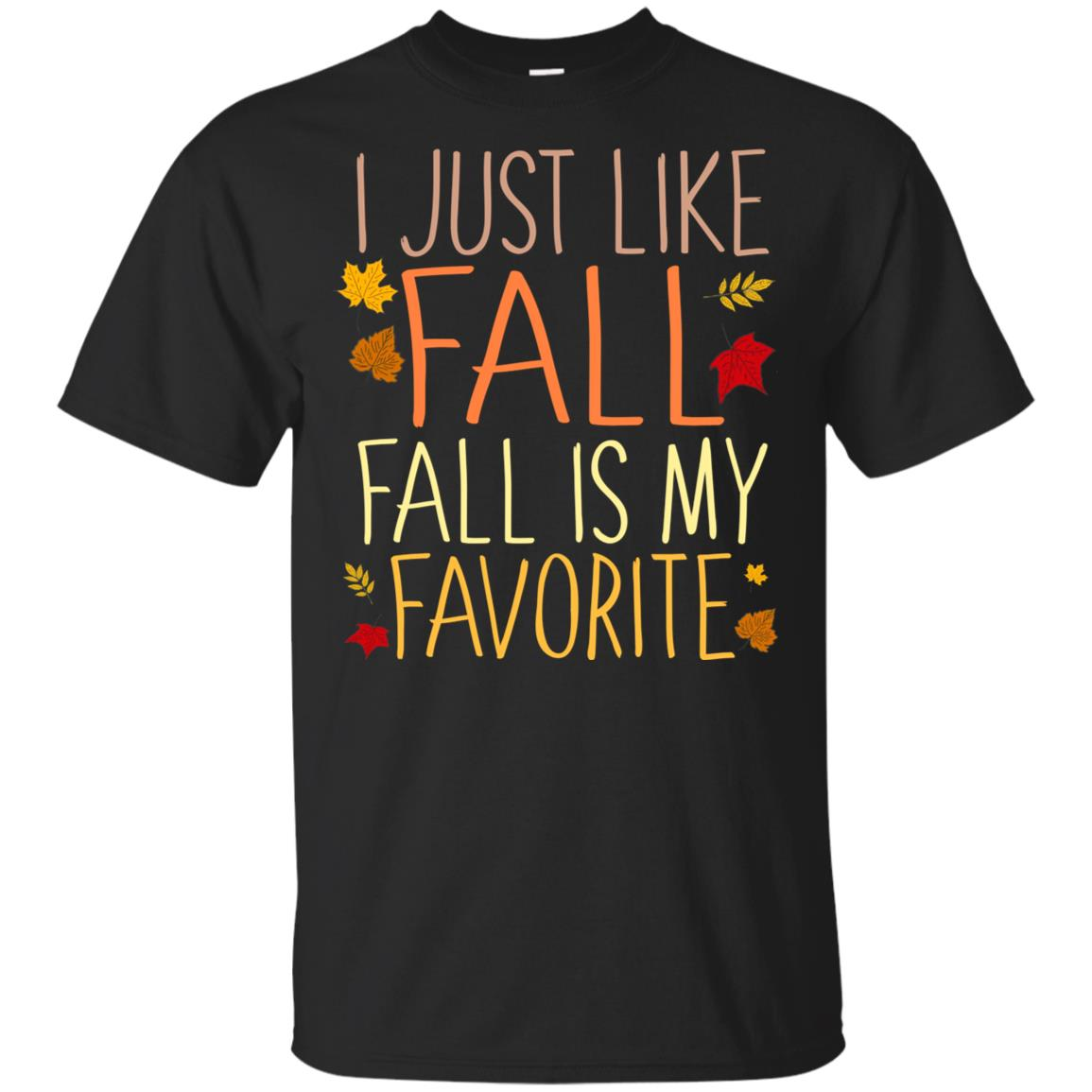 Autumn Favorites, Fall Is My Favorite Unisex Short Sleeve