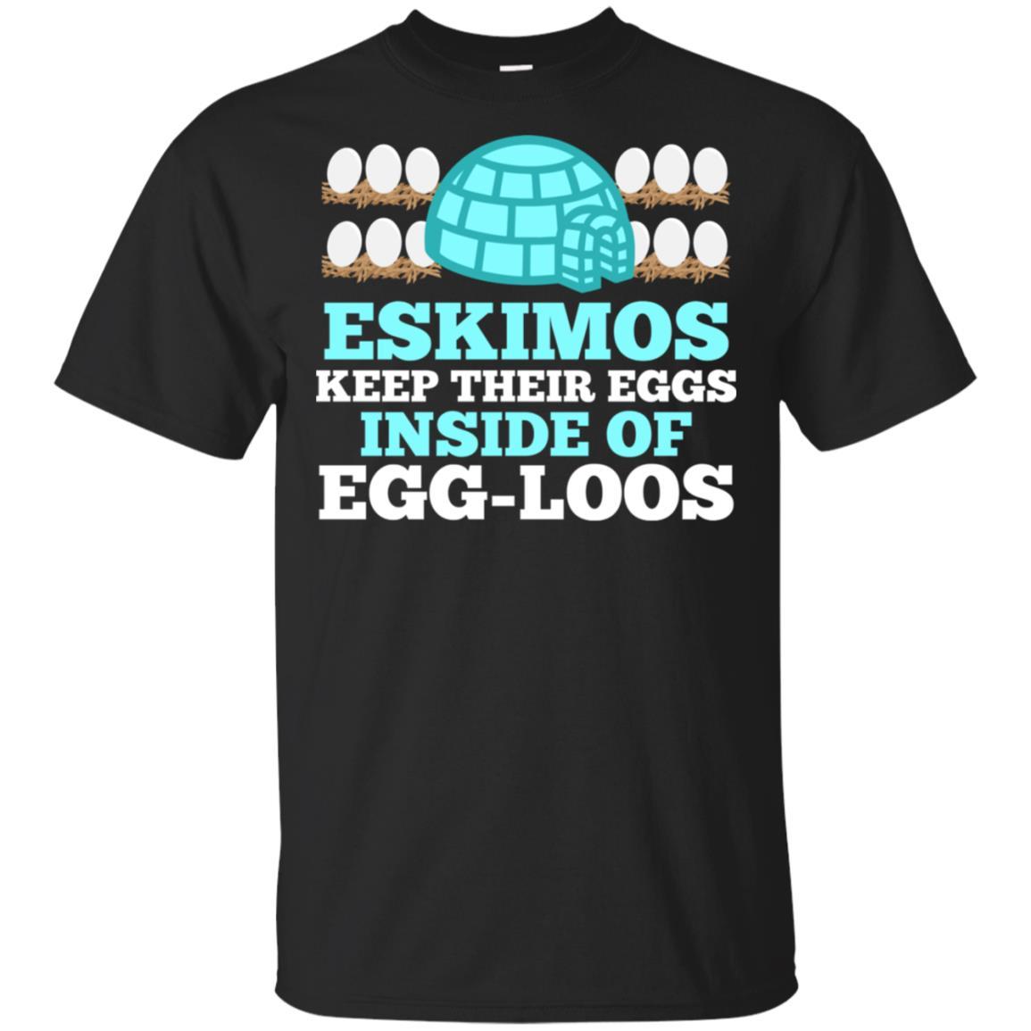 Funny Egg Pun Gag Gift Breakfast Lover Unisex Short Sleeve