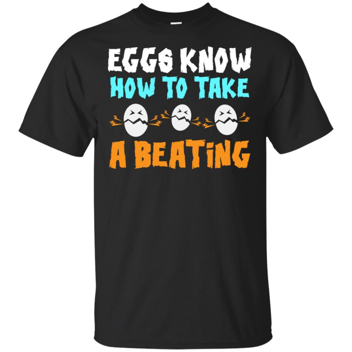 Funny Egg Chef Gift for Breakfast Cook Unisex Short Sleeve
