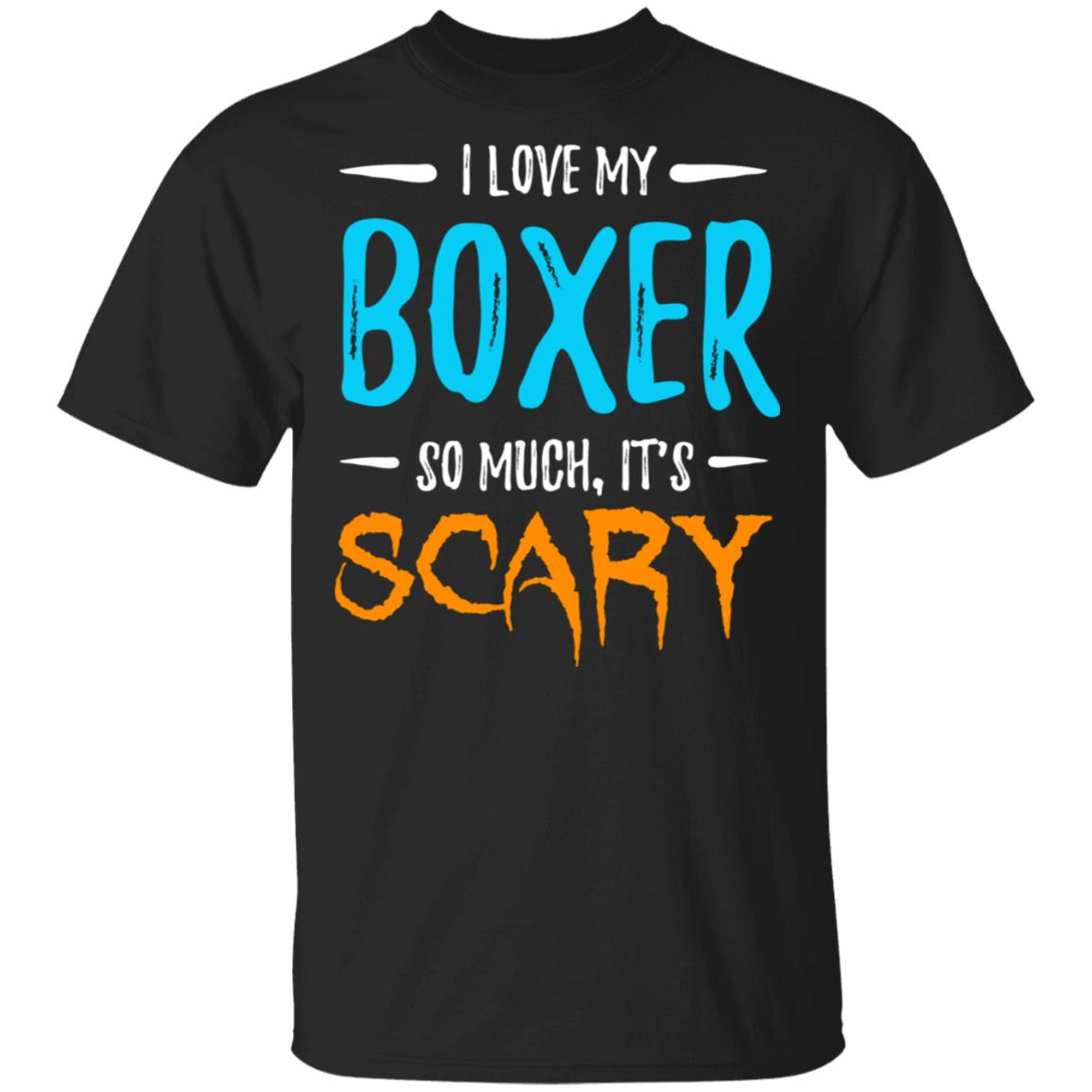 Love My Boxer Dog Mom Halloween Costume Unisex Short Sleeve