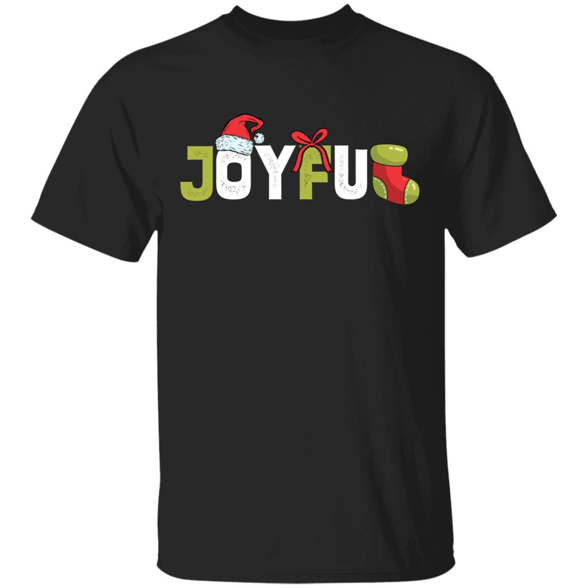 Christmass for Men Women Joyful Xmas Hat Funny Gifts Unisex Short Sleeve