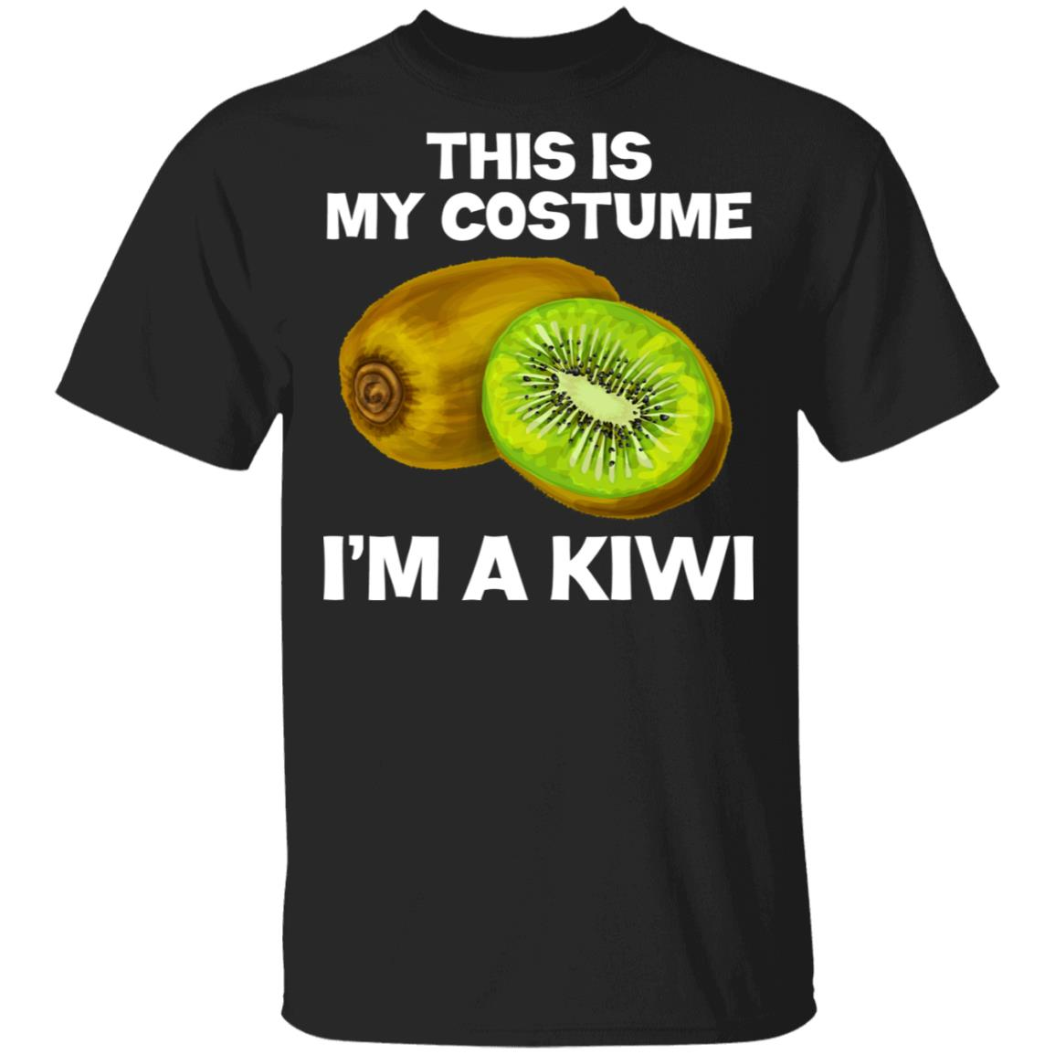 I'm A Kiwi This Is My Costume Unisex Short Sleeve